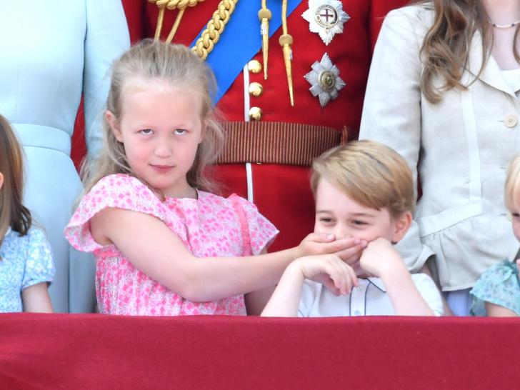 Фото №12 - 10 случаев, когда королевские дети показывали характер