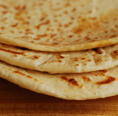 Хычины с картошкой и сыром: пошаговый рецепт