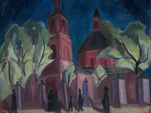 Фото №7 - «Роберт Фальк»: выставка в Третьяковской галерее, которую нельзя пропустить
