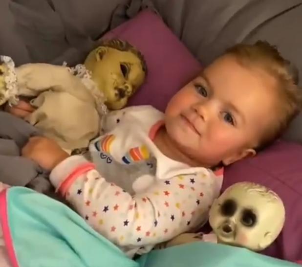 детские игрушки, жуткие детские игрушки, игрушки зомби
