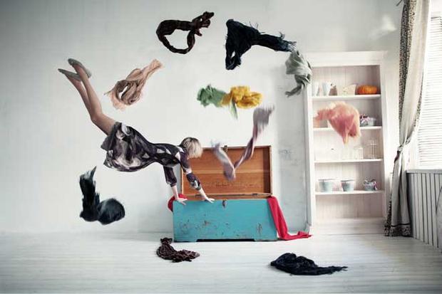 Фото №1 - Только спокойствие: 14 способов предотвратить беспорядок в доме