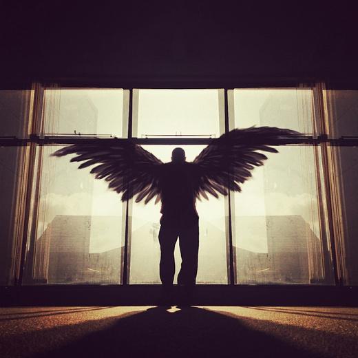 Сон ангел