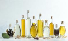 Топ-6: полезные растительные масла