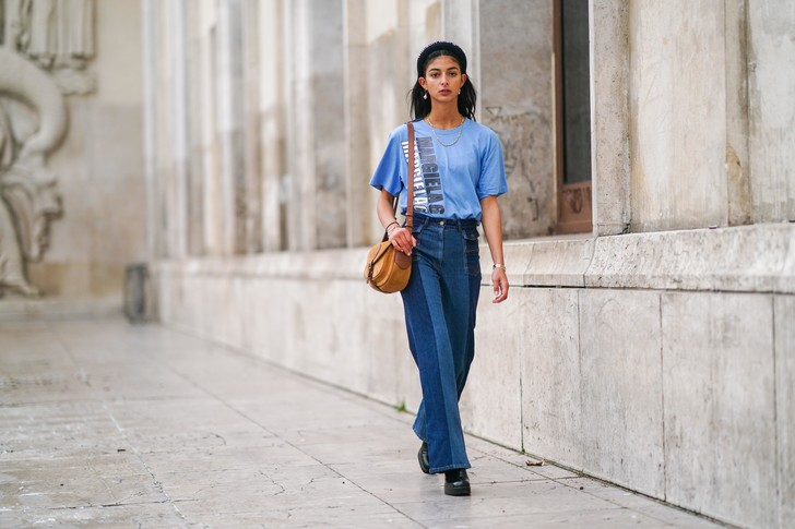 Фото №2 - Если джинсы растянулись: 3 проверенных способа сделать их меньше