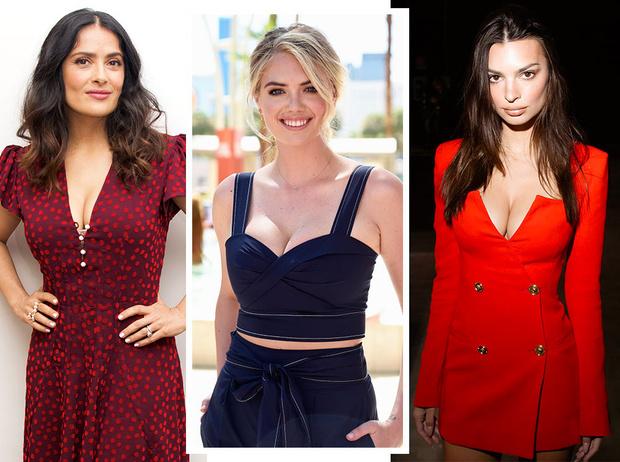 Фото №1 - Как одеваться женщинам с большой грудью: 7 модных советов