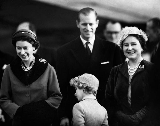 Фото №4 - 16 архивных фотографий в память о принце Филиппе