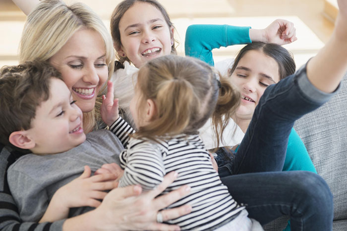 Фото №4 - Секреты многодетных мам