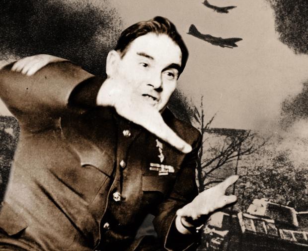 Фото №1 - Хроники угнанного бомбардировщика: В чем состоял подвиг летчика Девятаева
