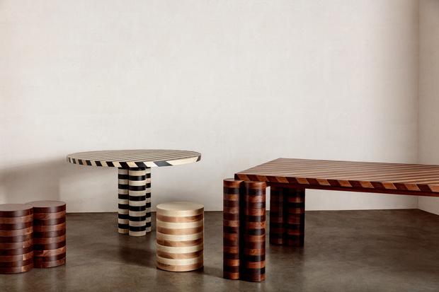 Фото №1 - Transcendence: новая коллекция мебели и аксессуаров Келли Уэстлер