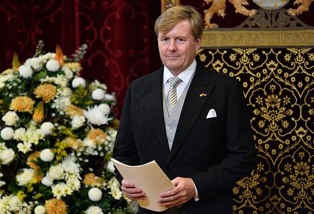 Фото №1 - Король Нидерландов 20 лет тайно работает пилотом
