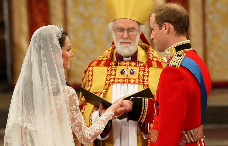 Фото №4 - Реальная любовь: самый трогательный факт о свадьбе Уильяма и Кейт