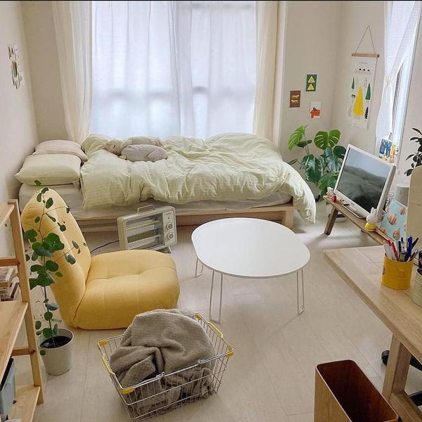 Фото №3 - Хочу как в дораме: 6 способов оформить комнату в корейском стиле 🥰