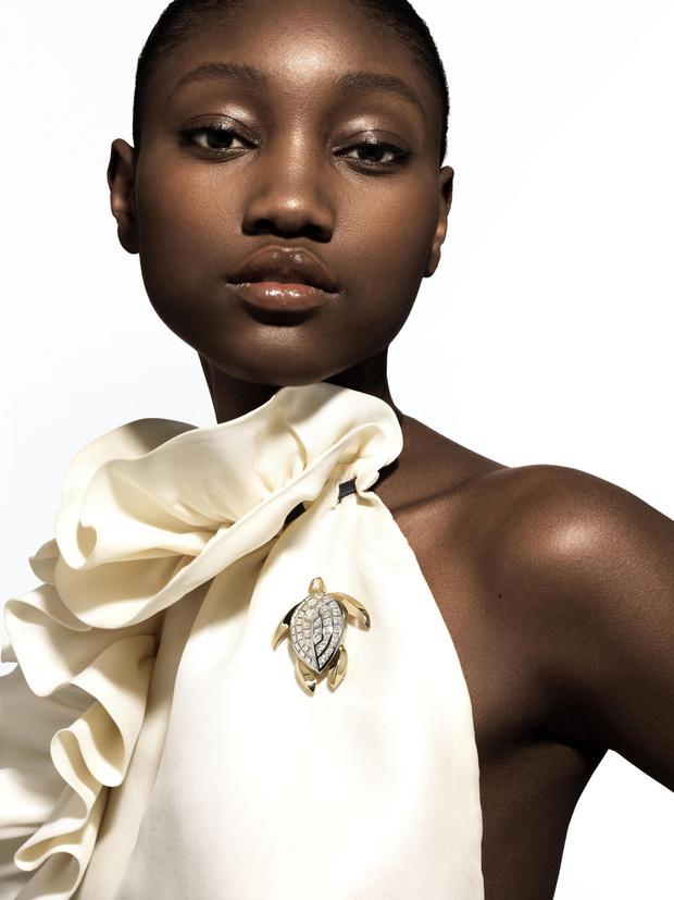 Фото №22 - Невозможно прекрасная коллекция высокого ювелирного искусства Tiffany & Co.