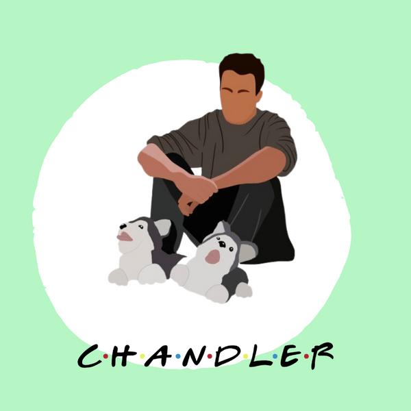 Фото №1 - Гадаем на выражении лица Чендлера из «Друзей»: как начнется твоя осень 😅