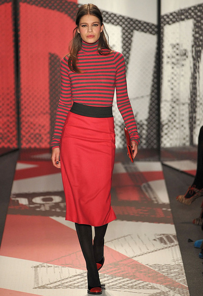Фото №10 - Показ Marc Jacobs шокировал Неделю Моды