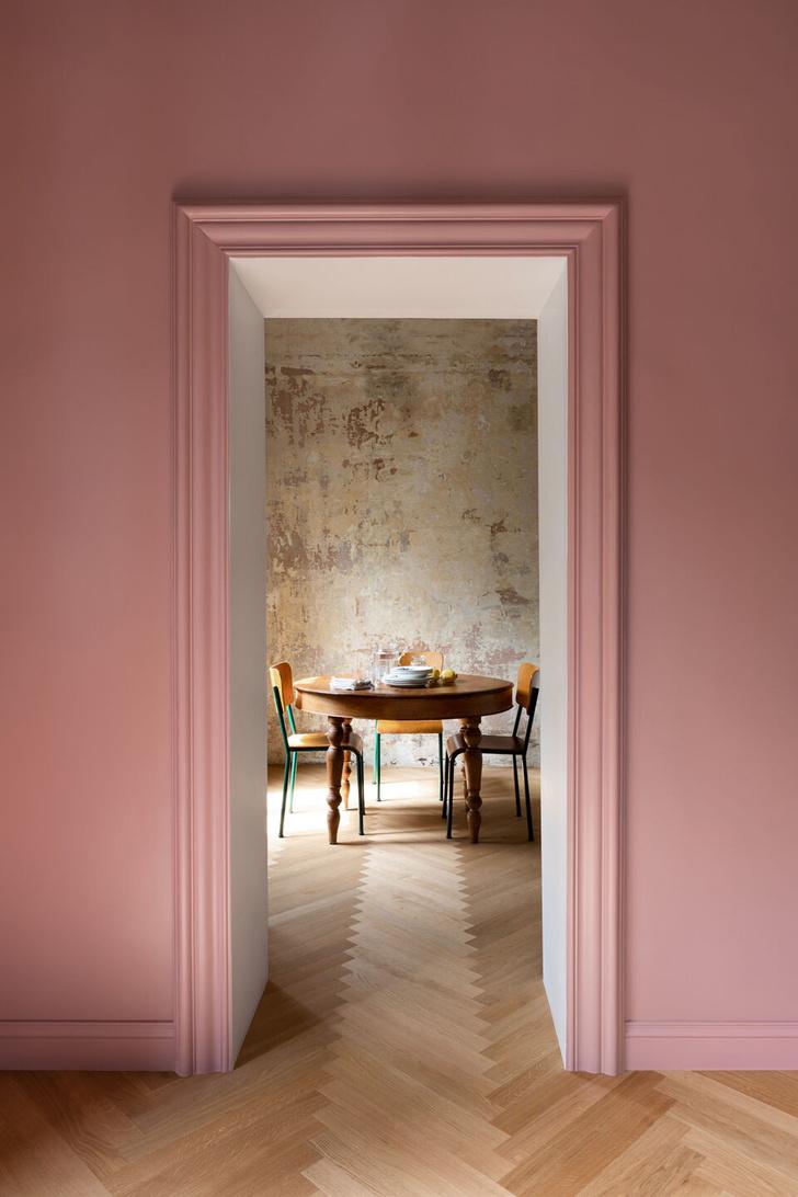 Фото №2 - Яркая квартира в Риме для творческой семьи