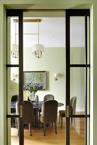 Фото №2 - Зеленый цвет в интерьере: советы по декору