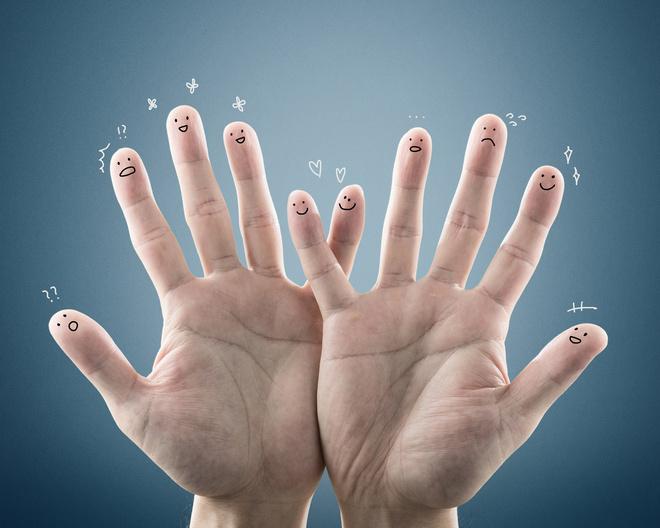 Сон пальцы