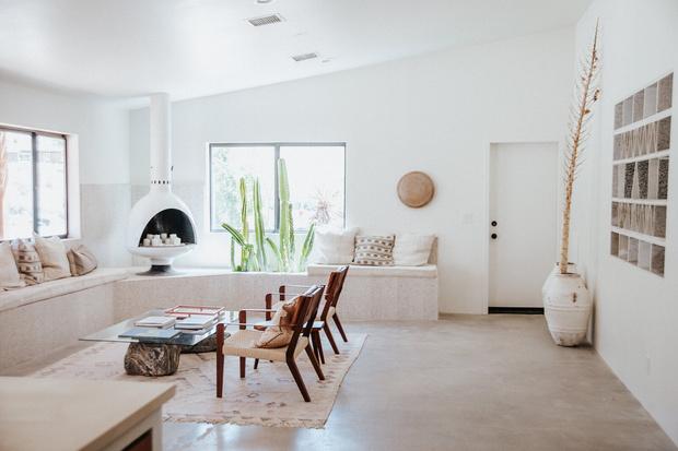 Фото №3 - Гостевой дом в калифорнийской пустыне