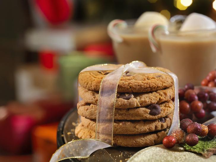 Фото №1 - Идеально к чаю: 4 рецепта изумительно вкусного печенья