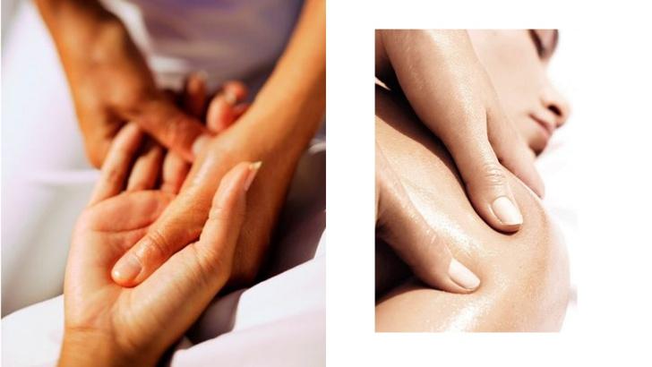 Фото №2 - Велнес-совет недели: миофасциальный массаж для снятия напряжения