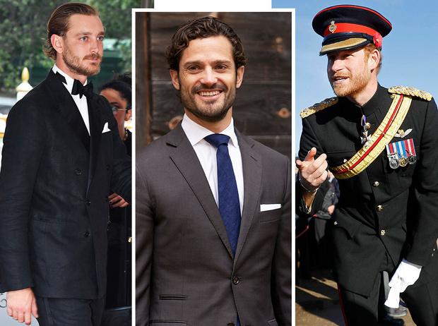 Фото №1 - Королевские пижоны: самые стильные мужчины-аристократы
