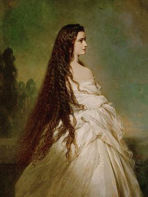 Фото №2 - Баварская роза: история Елизаветы Австрийской— самой красивой и несчастной императрицы Европы