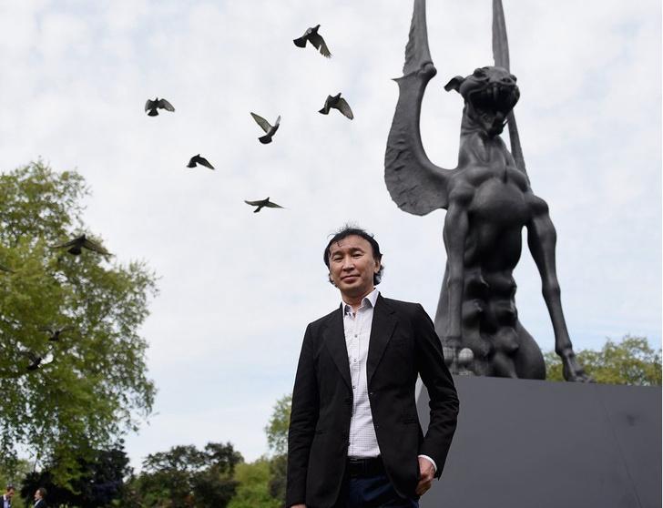 Фото №1 - Всемирно известный скульптор променял Англию и Италию на Читу, чтобы спасти родное село