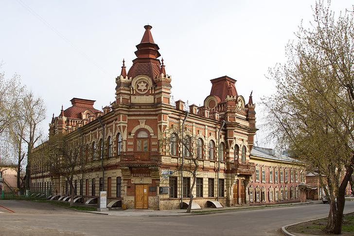Фото №7 - Иркутск и зеленая линия: знакомимся с городом