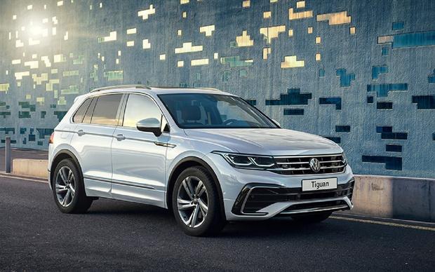Обновленный Volkswagen Tiguan: комплектации для России