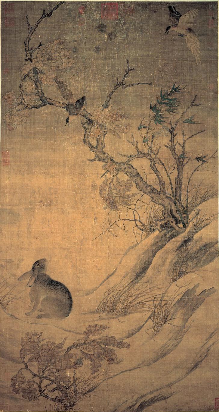 Фото №1 - Тайная жизнь птиц: камерная и декоративная китайская живопись
