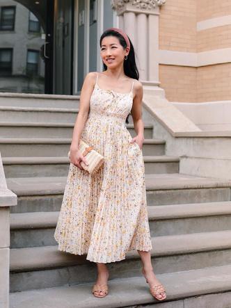 Джэн Ванг. Стильный образ для невысоких девушек. Аутфиты для низких девушек 2021