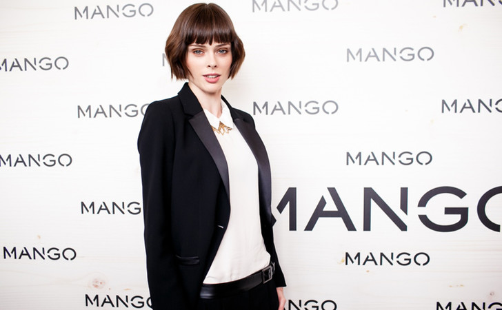 Фото №1 - Коко Роша открыла показ MANGO в Москве