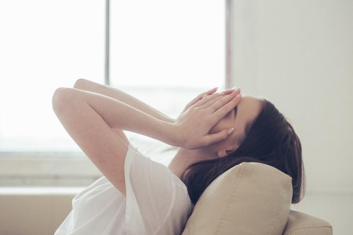 Фото №2 - У людей, страдающих мигренью, в 3 раза чаще развивается депрессия