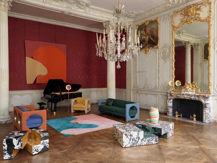 Фото №4 - Инсталляция Пьера Гоналона в Hôtel de Soubise