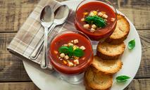 Холодный суп из огурцов: 3 простых рецепта