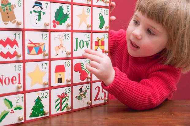 Фото №1 - Новогодний адвент-календарь: 4 идеи оформления