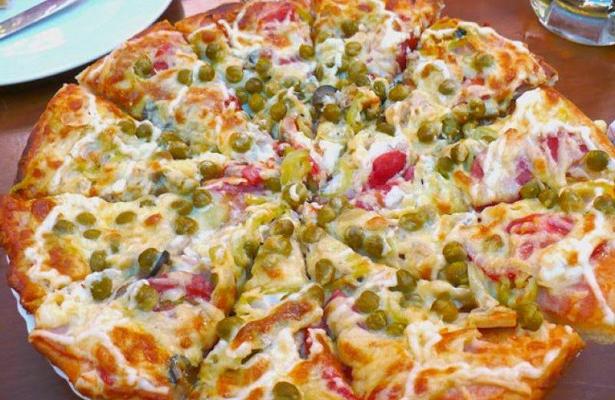 Фото №2 - 10 самых отвратительных пицц в мире