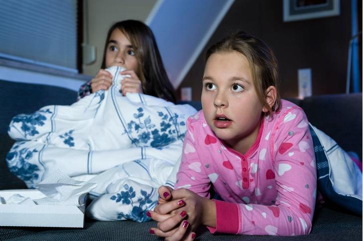 детские страшилки психология