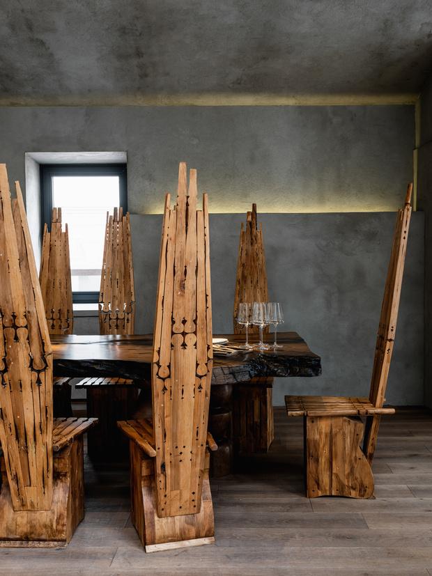 Фото №4 - Ресторан She: проект Натальи Белоноговой