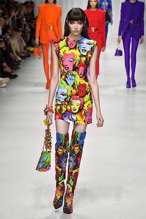 Versace весна 2018