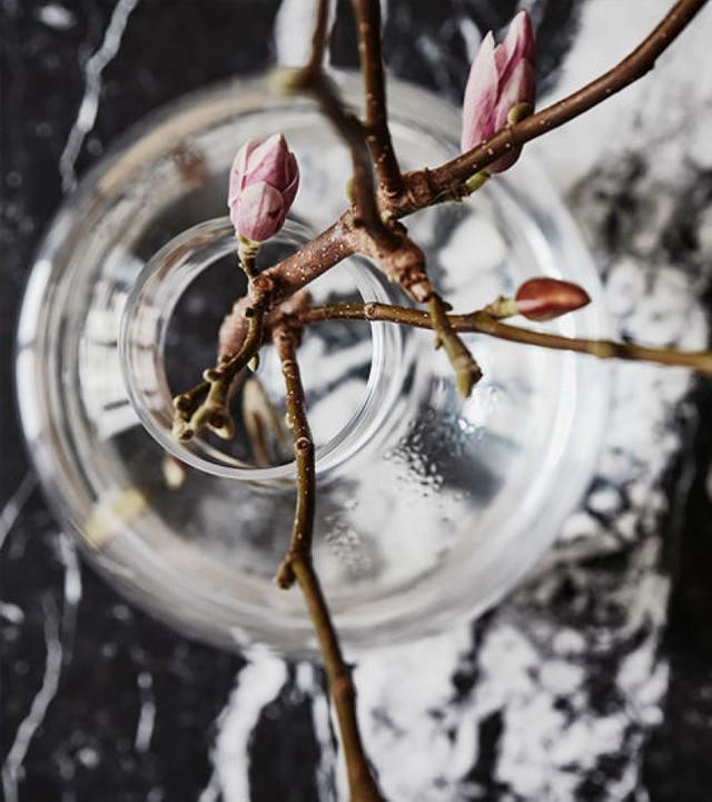 Украшаем дом к весне: букеты из веток (фото 0)