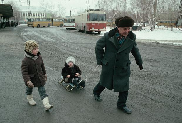 Фото №3 - Секрет наших бабушек: почему мы никогда не мерзли на прогулке