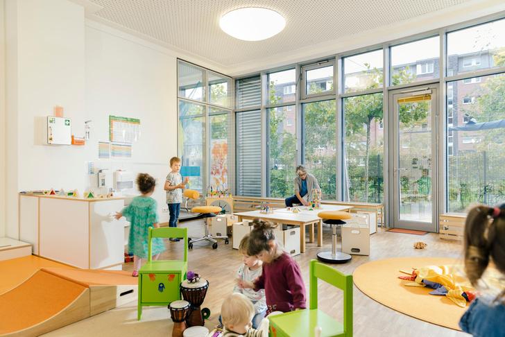 детские сады за границей работа с детьми