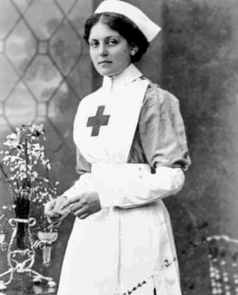 Фото №3 - Непотопляемая: история Вайолетт Джессоп, которая выжила после крушения трех кораблей, включая «Титаник»