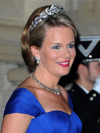 Фото №3 - Самые роскошные и дорогие тиары королевской семьи Бельгии