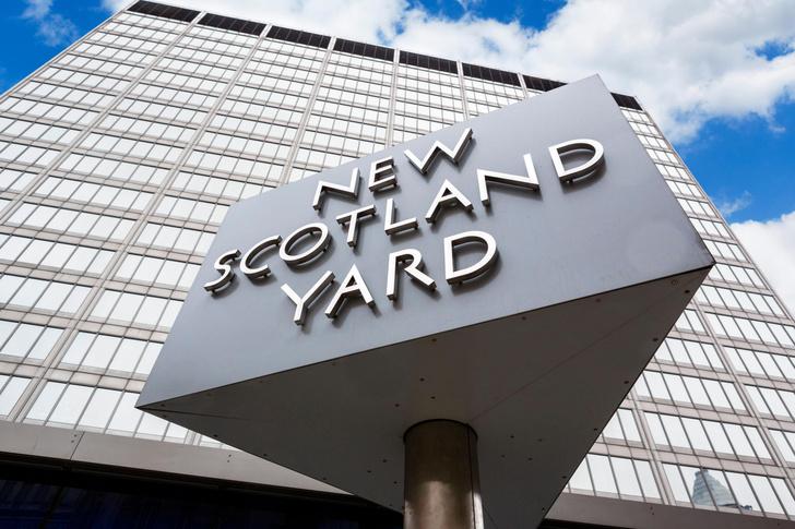 Фото №2 - Почему лондонская полиция называется Скотленд-Ярд?