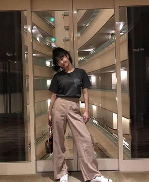 Фото №6 - K-pop style: повторяем три классных образа Момо из TWICE на каждый день