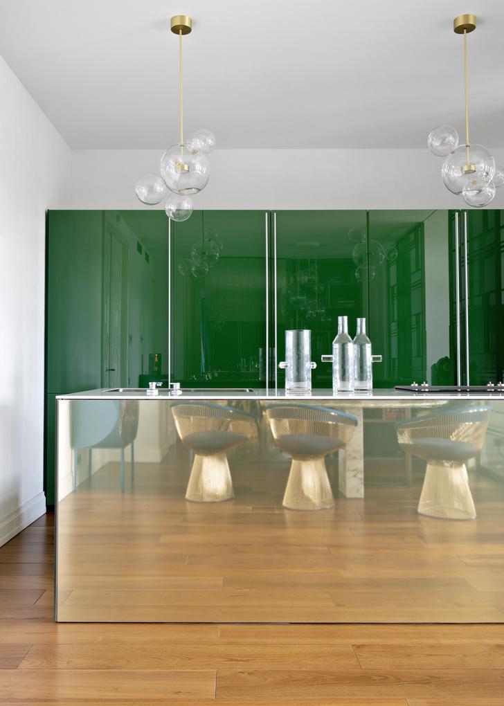 Фото №4 - Самые красивые комнаты за 20 лет: кухни-столовые