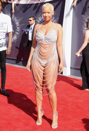 Самые неприличные платья звезд: фото